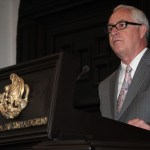 """Luis Coppola - Senado - Huracán """"Jimena"""""""