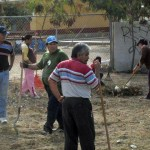 PANAL Realiza Limpieza de Escuelas Públicas