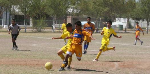 Inauguran el Estatal Sub-20 de futbol