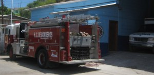 En el marco del segundo informe de gobierno, el alcalde Murillo Peralta inaugurará la rehabilitación de las instalaciones del Heróico Cuerpo de Bomberos de Santa Rosalía (Enrique Montaño).