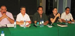 El delegado del IMSS, Lic. Carlos Mendoza Davis, dio a conocer al Consejo Consultivo, el programa de actividades que se habrán de realizarse en el año.