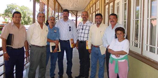 Se reunió el presidente municipal con los delegados municipales