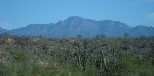 La sierra de La Laguna, aún en la mira de los extranjeros