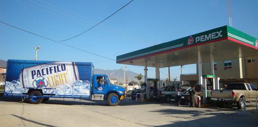 Autorizaron gasolinera y bodega sin dar la licencia