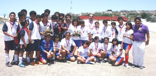 Salen Morelos y Técnica 13 al Regional