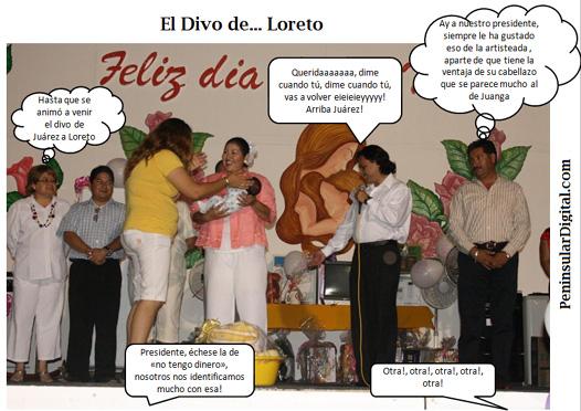 El divo de Loreto
