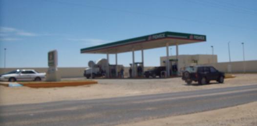Asalta comando armado gasolinera