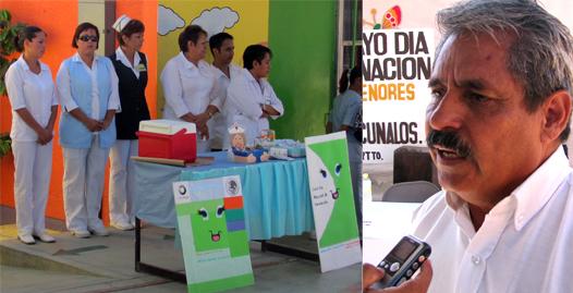 Inicia la 2a. Semana Nacional de Salud