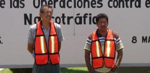 José Idelfonso Leal Gerardo y José Manuel Ramírez, recluidos en el penal de esta capital.