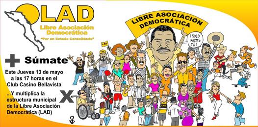 Volanteo a favor de Luis Armando Díaz viola legislación electoral