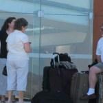 Regularmente la US Airways opera semanalmente treinta vuelos que conectan a Phoenix Arizona con Los Cabos dando servicio a turistas que arriban al destino.