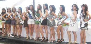 Hoy se llevará a cabo la elección de Nuestra Belleza Modelo 2010, la cual tendrá el pase automático a la gran final de este certamen a nivel Estatal que será el próximo 21 de Mayo (Lupita Gómez)