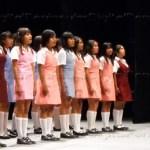 Con mucho júbilo e ímpetu adolescente se llevó a cabo en el Teatro de la Ciudad el XXVIII Concurso de Interpretación del Himno Nacional Mexicano, fase municipal a nivel secundaria