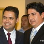 Durante las exposiciones ambos secretarios coincidieron en negar que exista una crisis de seguridad pública en el estado ante los recientes acontecimientos de violencia relacionados con el narcotráfico, así como en el caso del joven abogado Jonathan Hernández Ascencio.