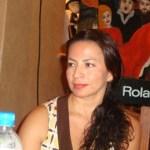 La señora Armida Castro, nuevamente sorprendió con una exitosa exposición y venta silenciosa de obras de arte.