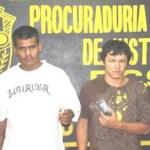 Felipe Alcántar Jacinto y Elit Antonio Siqueiros Mendoza.
