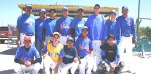 El equipo SOX que dirige Mario Cosío, se declara listo para el XI Torneo Interclubes de béisbol.