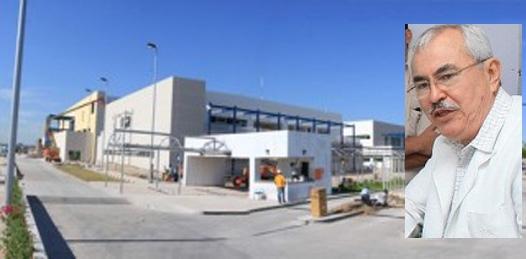 Ya comenzaron los «peros» con el nuevo Hospital Salvatierra