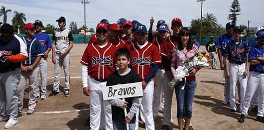 Designan delegado del beisbol en BCS