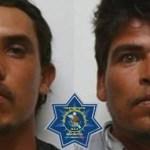 José Ricardo González Pérea y Fabián Ramón Hirales Mendoza.