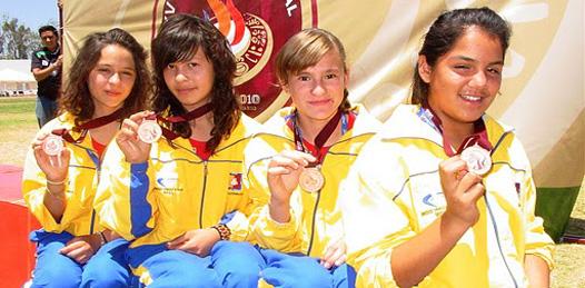 Van Polistas de BCS por medalla en la ON
