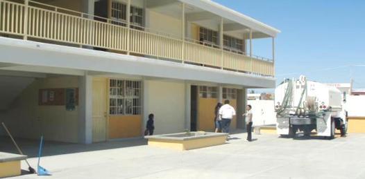 Amenazan padres de familia con tomar la escuela General No. 361