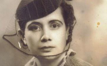 Julia García de Ojeda, pionera de la participación femenina en la vida de BCS