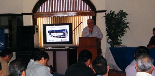 Reordenar y renovar el transporte público, prioritario para el gobierno