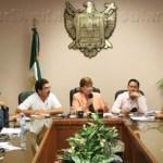 El día de ayer en conferencia de prensa, la Presidenta Municipal del XIIIAyuntamiento de La Paz, Rosa Delia Cota Montaño, hizo público el hecho de que el Gobierno estatal se encuentra realizando obra pública que le corresponde al municipio.