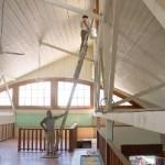 El Instituto Sudcaliforniano de Cultura remodela las instalaciones de la Casa de la Cultura en Santa Rosalía (Enrique Montaño).