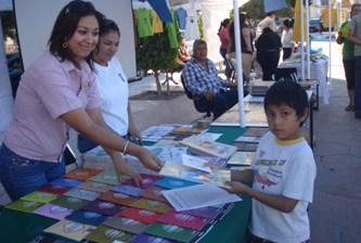 """Participa el IFE en la """"2ª. Feria Turística y Cultural Mulegé 2010"""