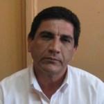 Oscar Contreras Romero, secretario de la Asociación Ganadera general local de Santa Rosalía (Enrique Montaño).