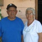 """La próxima semana nuestro amigo Rufino """"Pino"""" Beltrán festejará su aniversario número 81, en la gráfica le acompaña su esposa Irma Torres de Beltrán (Enrique Montaño)."""