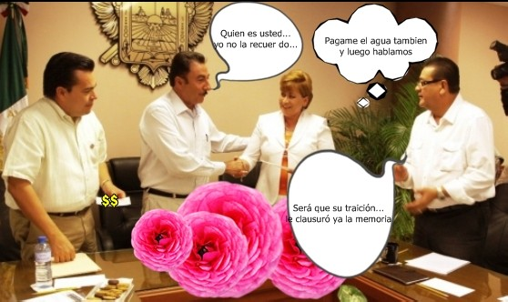 Política al ritmo de Sergio Vega…