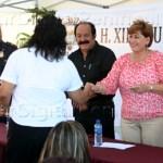 Es insultante para los gobernados el dispendio de dinero que se está haciendo en las campañas de Luis Armando Díaz y Marcos Covarrubias, señaló Rosa Delia Cota Montaño, alcaldesa de La Paz