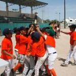 Santa Rosalía, Los Cabos, Bahía Asunción, Cachorros, Marineros y Punta Abreojos, participan en el Interclubes categoría infantil.