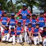 Tras vencer a Yucatán, ya está de regreso el equipo de BCS categoría iniciación que termina entre los cinco mejores equipos en el nacional de Chihuahua.