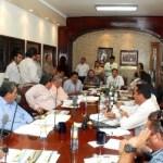Compareció ante Regidores Antonio Agúndez pero no convenció con su informe al reconocer falta de capacidad para cobrar el agua y por lo tanto endeudó al ayuntamiento con 24 millones de pesos.