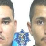 Exón Misael Miranda Gálvez y Franky Noé Hernández Mancillas.