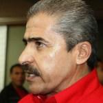 El presidente del PRI en Los Cabos, Jesús Flores Romero.