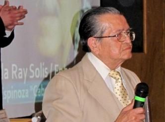 Rendirán Homenaje a Raymundo «Ray» Solís Gómez