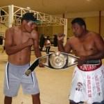 Fuerte preparación mantienen Saúl Montana y Ramiro Reducindo, de cara a la contienda programada para el viernes 30 de julio en la cancha Manuel Gómez Jiménez, disputando el campeonato nacional de los pesados.