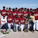 Tomateros del Carrizal están en la cima del beisbol ISSSTE-IMSS, con 14 victorias por tres derrotas. Este sábado juegan contra Sultanes en el campo Veteranos.