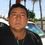 Carlos Agustín Vega Vega, padre del agente municipal Carlos Jesús Vega Andrade, asesinado el 2 de febrero del 2010 en la colonia La Fuente.