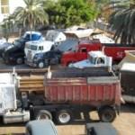 El dirigente estatal de la Confederación de Trabajadores de México (CTM), Amadeo Murillo Aguilar, informó que este día se reunen los integrantes del Sindicato Nacional de Transportistas, autoridades estatales y de la Junta Local de Conciliación y Arbitraje (JLCyA), y el representante de la empresa Roca Fosfórica Mexicana (ROFOMEX),