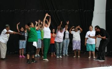 Grupo IMAGEN enfocado en el Encuentro Estatal de Teatro de Sinaloa