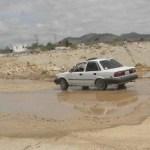 Peligrosos los derrames de aguas negras que están en Lomas del Sol y Lagunitas, ya que se dañan unidades, comercios y la salud de las familias.
