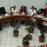 Por unanimidad, el Consejo General del IEE aprobó anoche sancionar al PRD y los precandidatos Luis Armando Díaz y Héctor Ibarra Espinoza, con apercibimientos públicos, los actos anticipados de precampaña denunciados por el PAN en julio pasado.