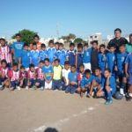 La Máquina IMSS que dirige Julio Jiménez confirman su participación en el futbol infantil y juvenil municipal La Paz.