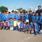 Todo se encuentra listo para el arranque de acciones de la Liga Municipal de Futbol infantil y juvenil en La Paz.